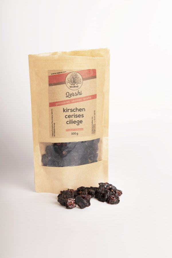 Dried organic Cherries 2