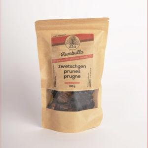 Dried organic plums 1
